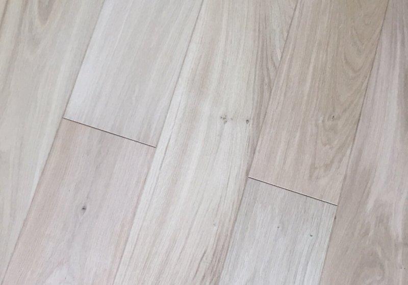 Доска Дуб без покрытия, сорт Рустик