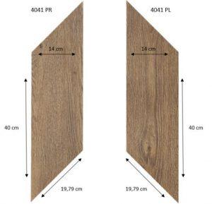 4041 PR-PL Classic Fine Oak PRO размеры thumb