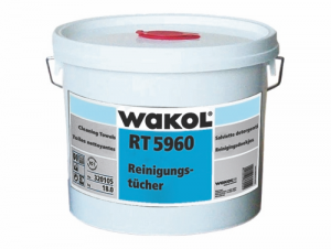 WAKOL RT 5960 Очищающие салфетки thumb