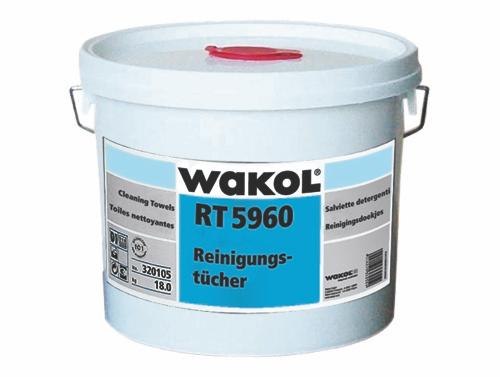 WAKOL RT 5960 Очищающие салфетки