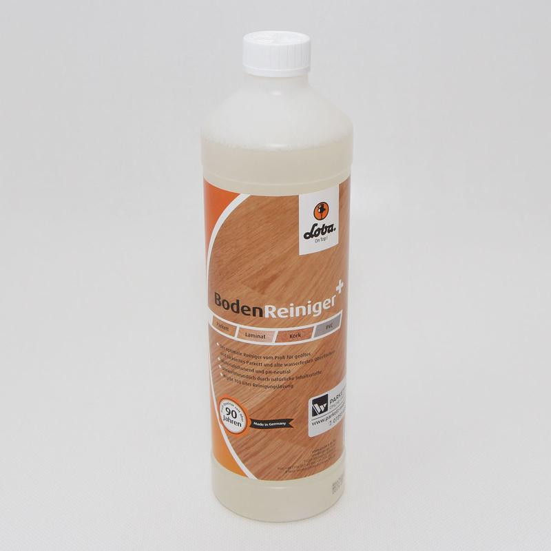 Универсальный очиститель Lobahome BodenReiniger (1 L.) для напольных покрытий