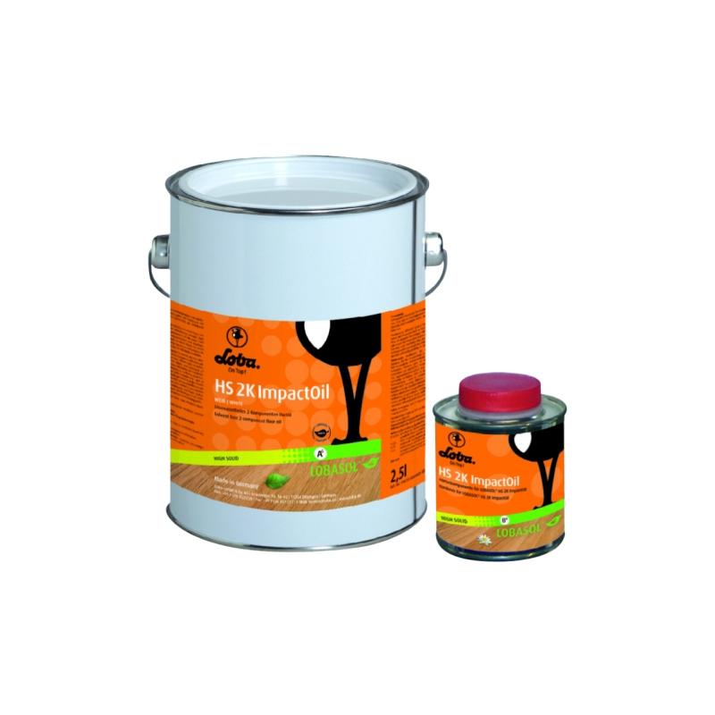 Масло LOBASOL HS 2K ImpactOil Color Колорирующее паркетное масло