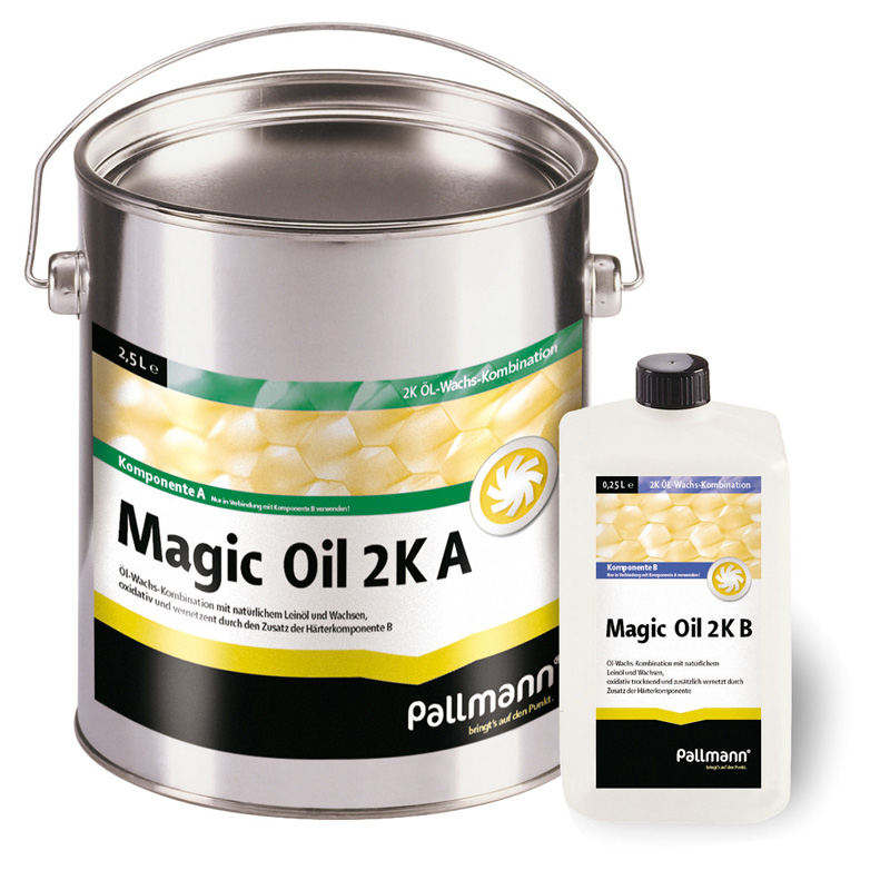 Масло Magic Oil 2K A/B масло