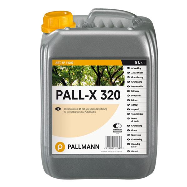 Лак Pall-X 320 водная грунтовка