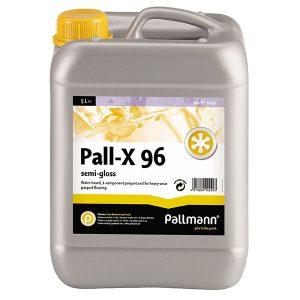Лак Pall-X 96 лак водный thumb