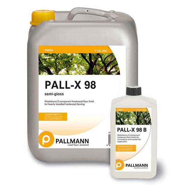 Лак Pall-X 98 двухкомпонентный лак