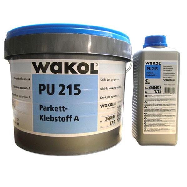 Клей PU 215 клей двухкомпонентный полиуретановый