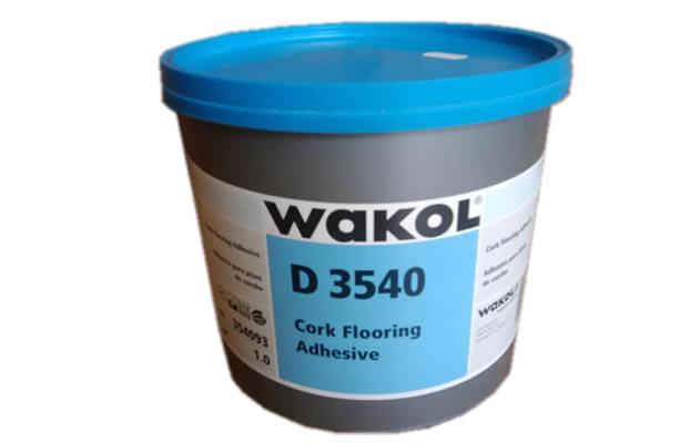 Клей Wakoll D 3540 клей для пробки